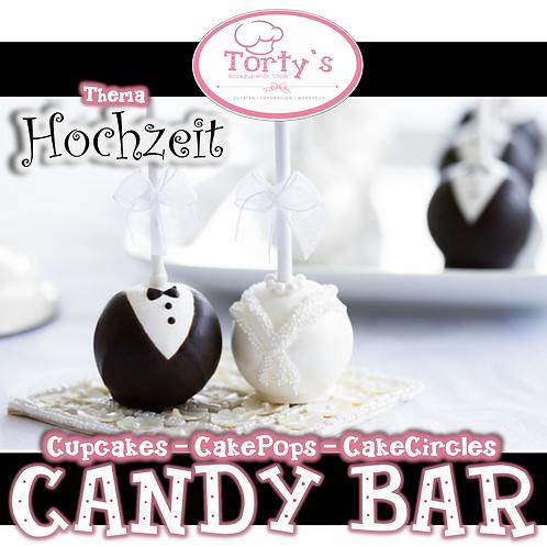 Torty`s - Candy Bar Kurs - Hochzeit - 26.07.20