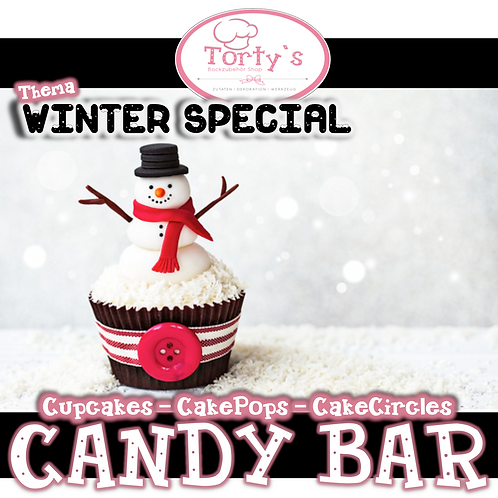 Torty`s - Candy Bar Kurs - Winter Special - 15.12.19