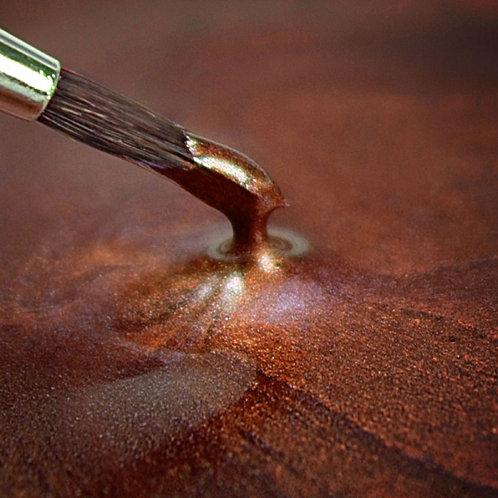 RD Metallic Food Paint Copper / Kupfer
