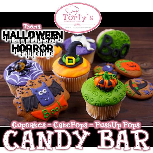 Torty`s - Candy Bar Kurs - Halloween - 27.10.19