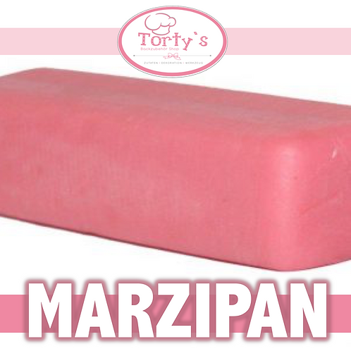 Torty`s Marzipan - 1kg Pink
