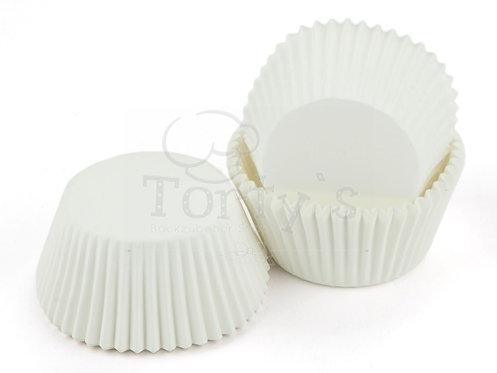 Muffin/Cupcake Förmchen Weiss 60 Stück