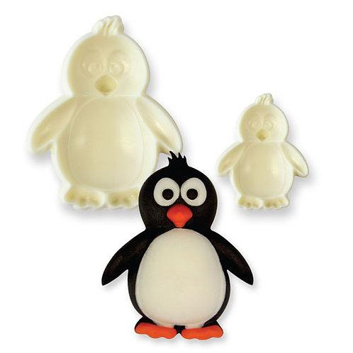 JEM - PopIt Ausstecher - Pinguin