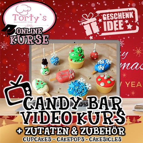 Torty`s - VIDEO KURS - Candy Bar - inkl. allen Zutaten!