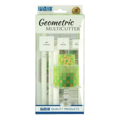 PME - Geometric - Vierecke - 3er Set