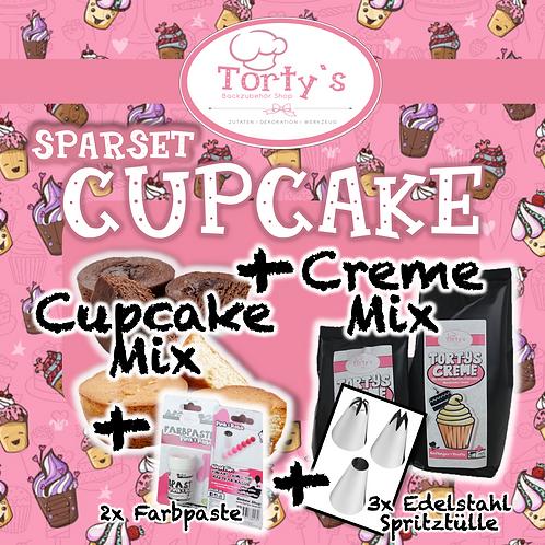 Torty`s Cupcake Set - XL