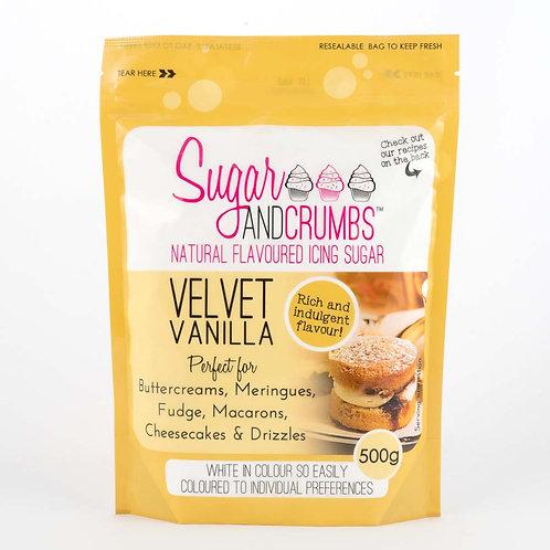 Buttercreme Mix - Velvet Vanille