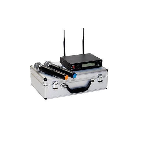 MICROFONE SEM FIO DREAMER SN-8002