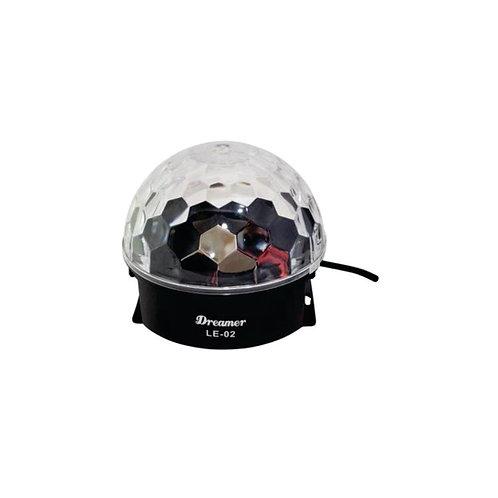 LED MAGIC BALL DREAMER LE-02