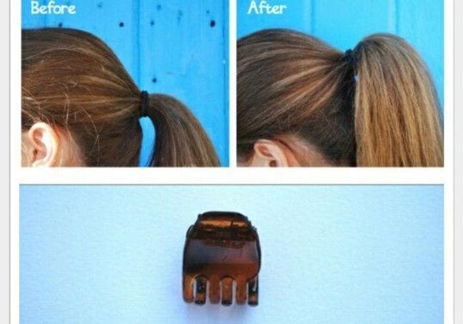 трикове за конска опашка, който всяко момиче трябва да знае-lubkailievakk.com