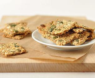 хрупанки със семена и белтък-хрупанки с белтък и семена-крекери със семена и белтък-крекери-lubkailievakk-рецепта