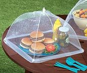 чадърче за покриване на храна-чадърче за предпазване на храна-lubkailievakk.com