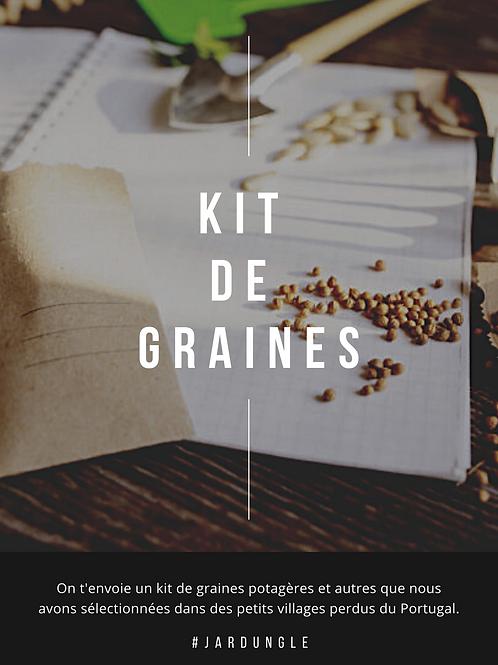 Kit de Graines
