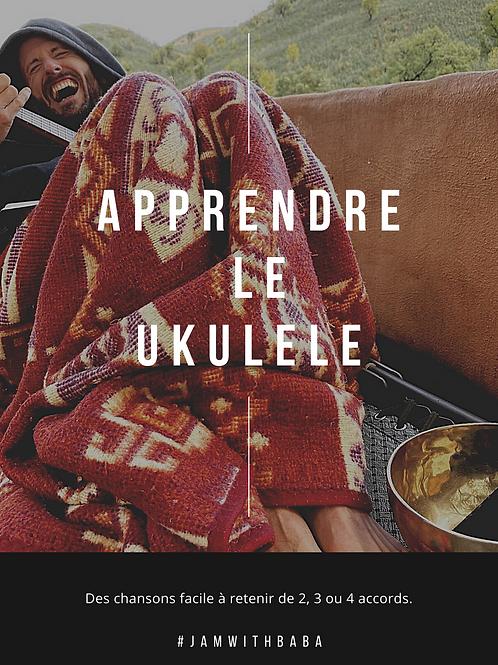 Apprendre le Ukulele
