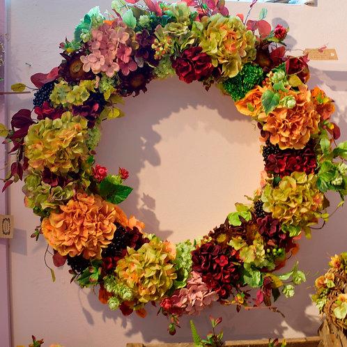 * Super Large Autumnal design