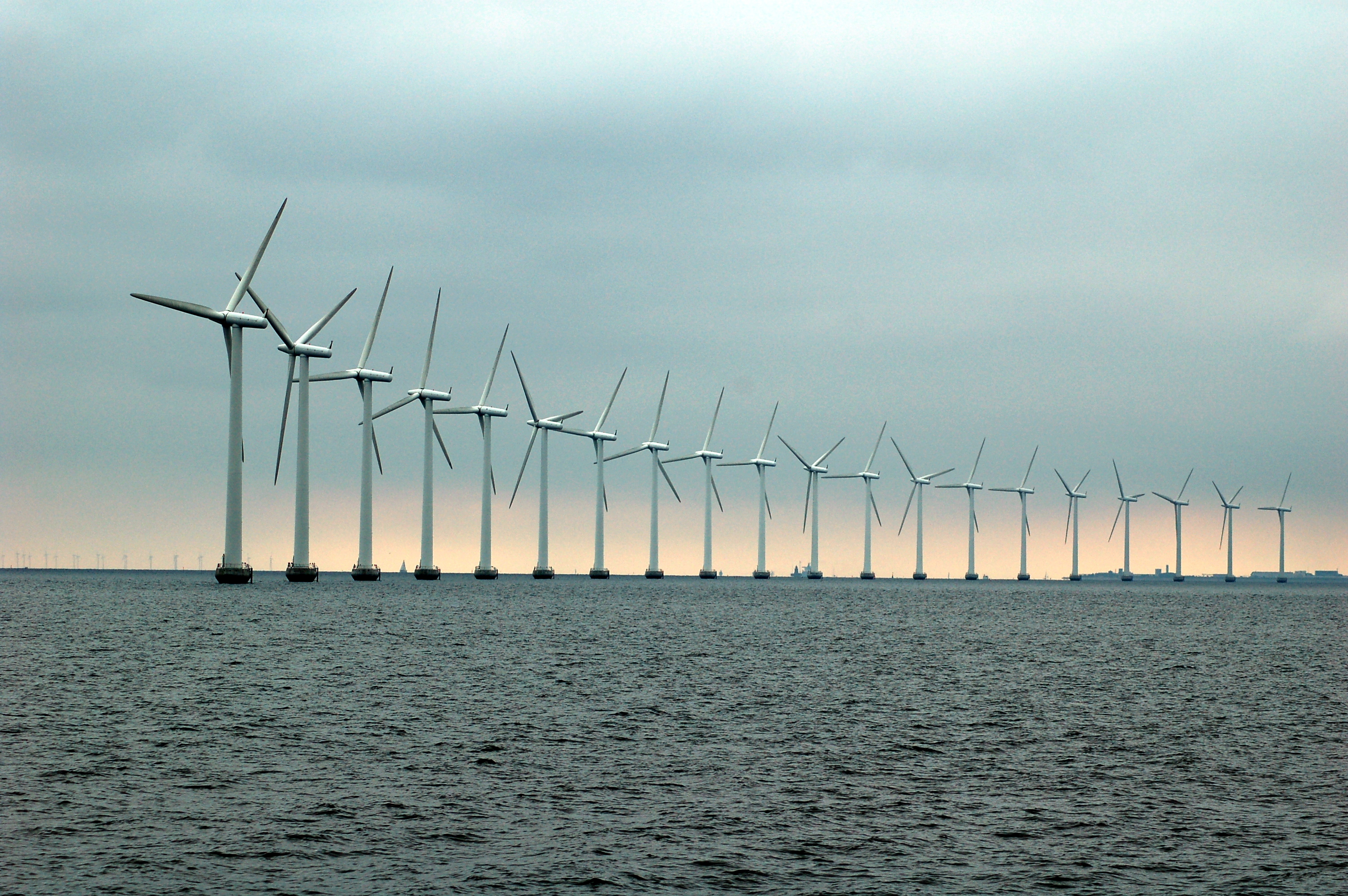 Offshore Wind Farm Developments