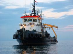marine geotechnical survey
