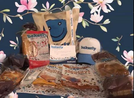 Writing Snacks: Bakerly USA
