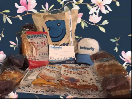 Writing Snacks: Bakerly USA