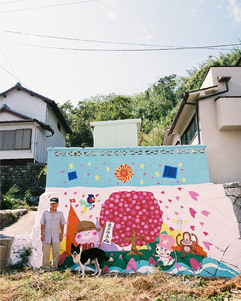 ワンピース バスターコールプロジェクト in 高井神島