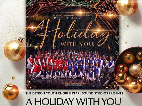 Detroit Youth Choir will be on NBC's Today Show