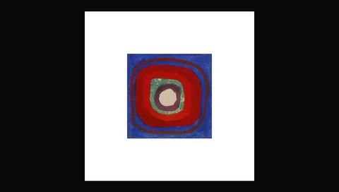 Colour Study Squares 1913_10