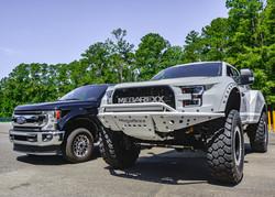 MegaRaptor™ by MegaRexx™ Trucks 101