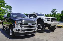 MegaRaptor™ by MegaRexx™ Trucks 100