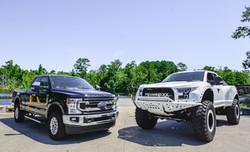 MegaRaptor™ by MegaRexx™ Trucks 114