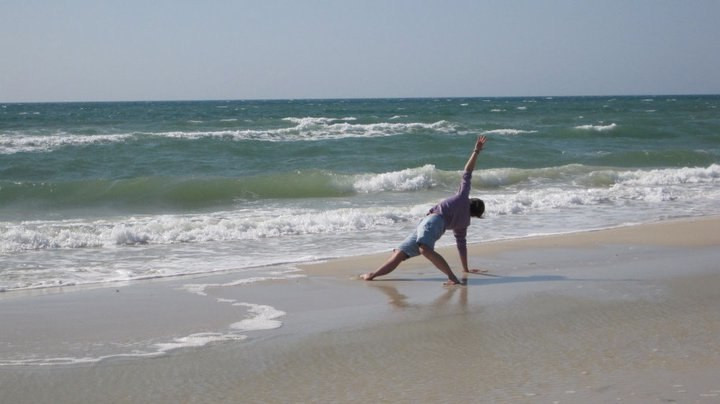 Yoga in Florida!