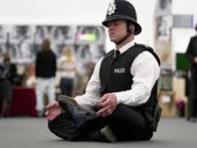 Police Officers Need Yoga Too!