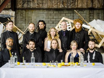 From a Kolomeyka to Lemon Bucket Orkestra