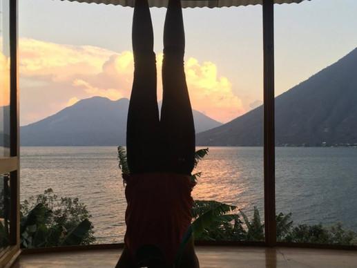 Guatemala yoga adventure