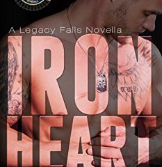 Legacy Falls Cover Reveal Day Three: Iron Heart by Madison Street