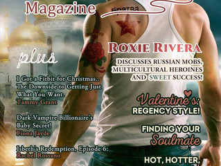 February  2015 Issue of  InD'tale Magazine