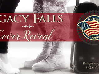 Legacy Falls Cover Reveal Day One: An Unexpected Hero by Diana Marie DuBois