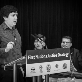 Justice Strategy Signing Ceremony 1