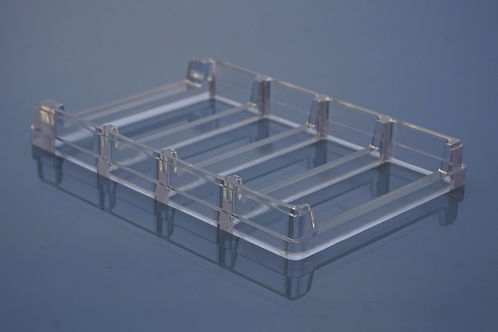 96-Well Plate Sized Adapter for Interactive Co-Culture Plates (ICCP)