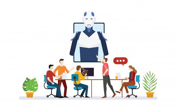 artificial-intelligence-robot-team-devel