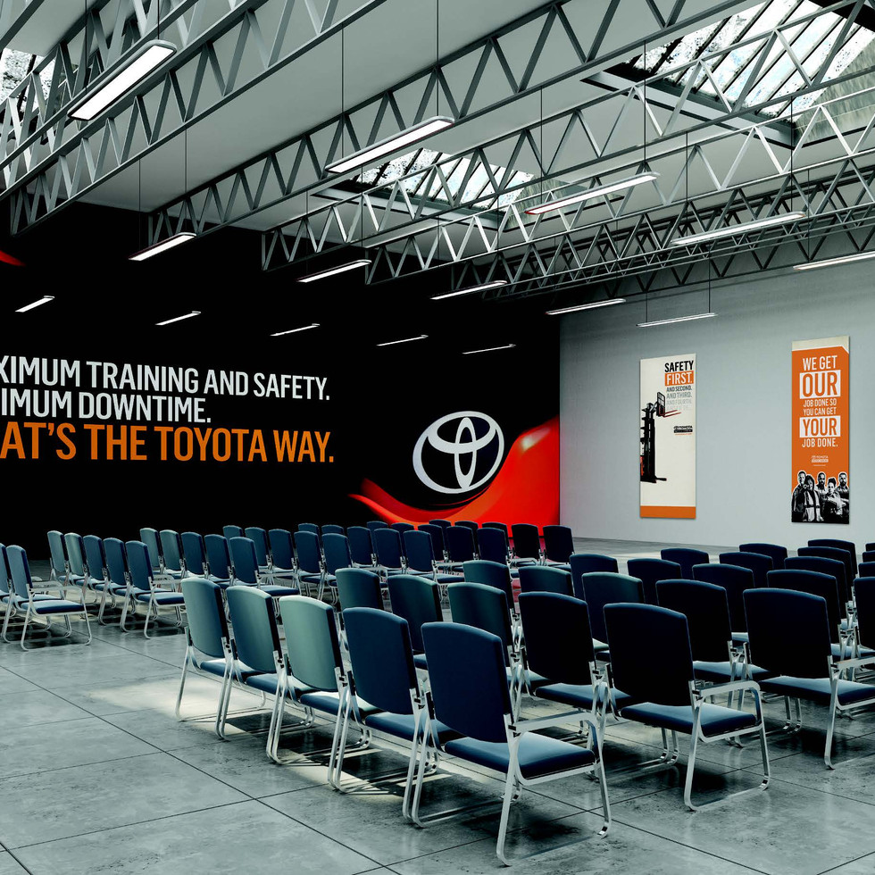 TOYOTA BRANDED DEALER PROGRAM