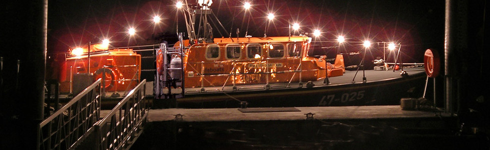 The RNLI Lifeboat