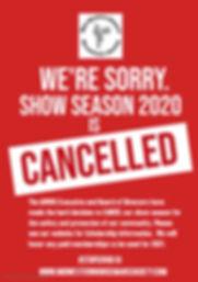 Copy of Coronavirus event cancelled noti