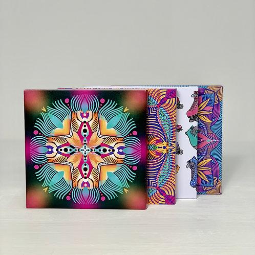 Printed Eco Gift Box-