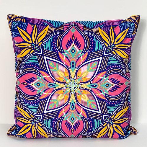 Narissa Handmade Velvet Cushion 50 X 50 cm