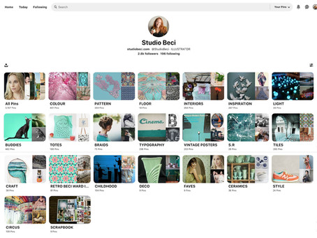 Blast from the Past- When I was a Pinterest Addict!