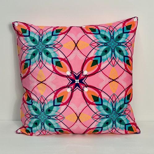 Harumi Handmade Velvet Cushion 65 X 65cm