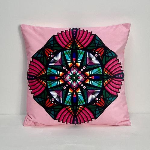 Opal Handmade Velvet Cushion 50 X 50cm