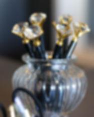 Diamant pennor