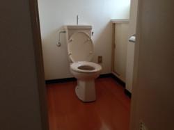 新高ハイツ トイレ