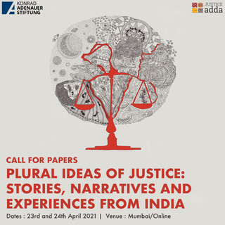 Call for Papers : Plural Ideas of Justice